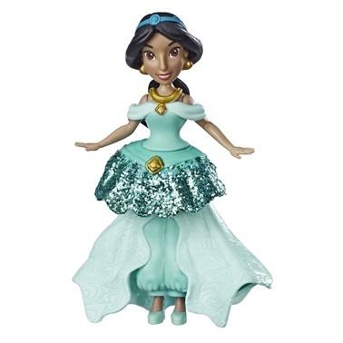 Disney Princess Disney Prenses Klipsli Mini Figür Jasmine Renkli